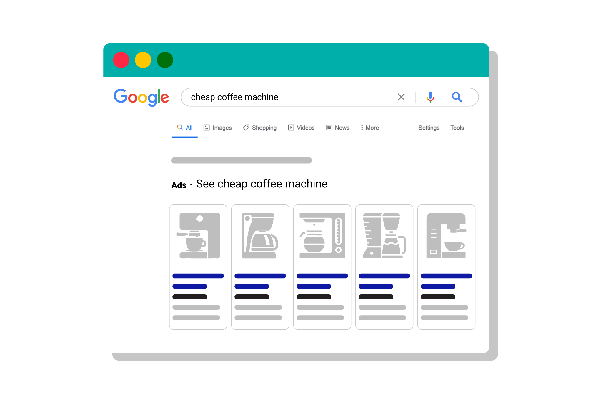 search intent shopping seo