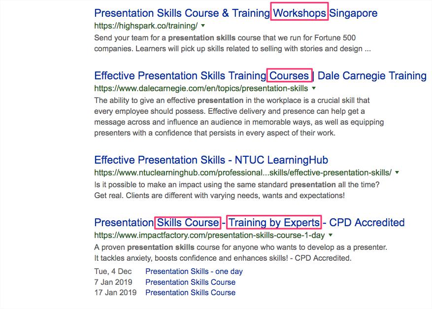 presentation-training-organic