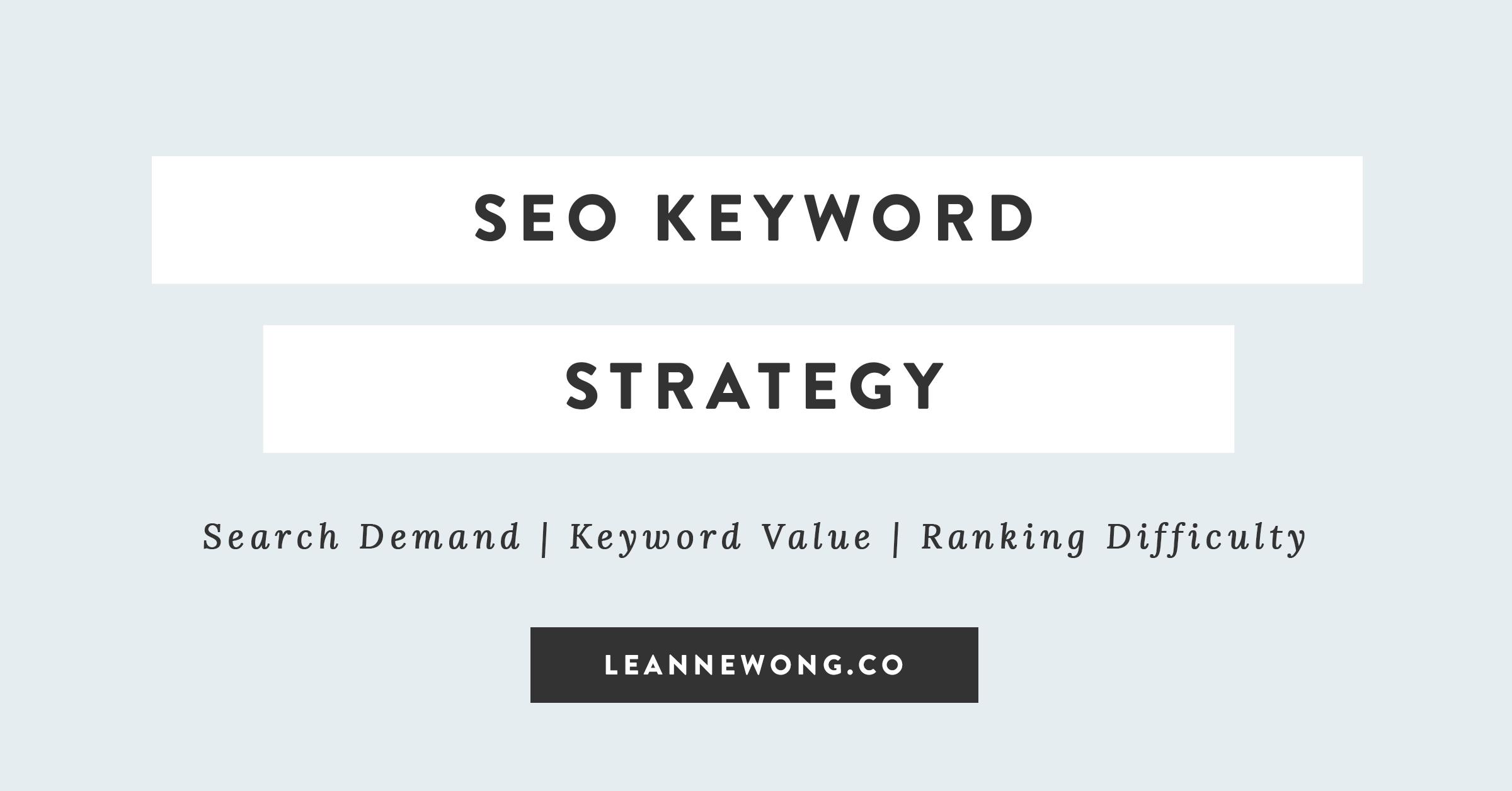 keyword-strategy-seo-glossary