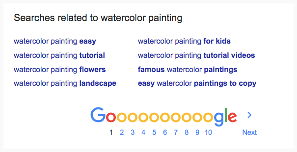 google-bottom-serps