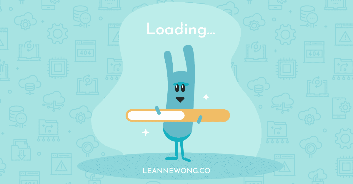 page loading work